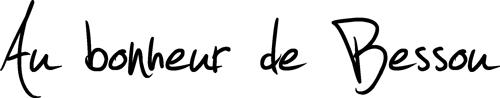 Au bonheur de bessou Logo
